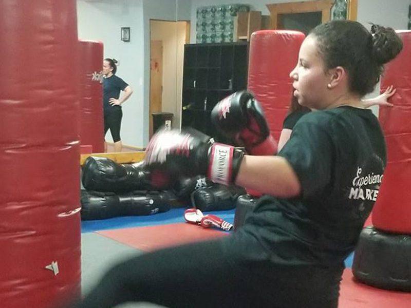 fitness kickboxing classes in staten island