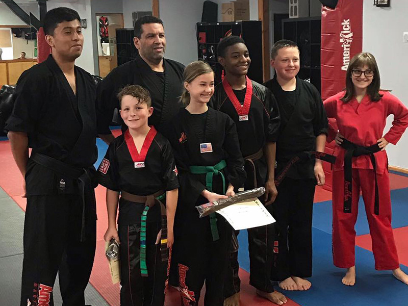 kids martial arts classes in staten island