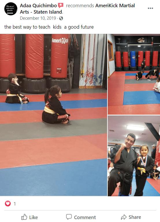Kids1, Amerikick Martial Arts in  Staten Island, NY